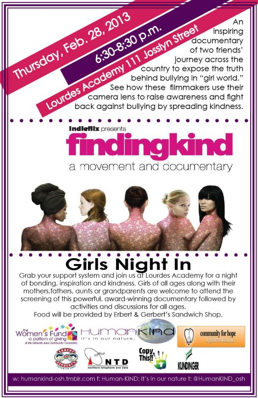 Girls Night In Thursday, Feb. 28